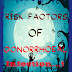 Risk Factors of Gonorrhoea Infection