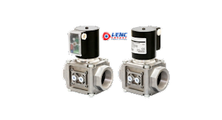 Lenc Safety Gas Solenoid Valve