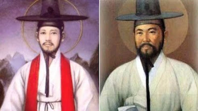 Sts. Andrew Kim Taegon and Paul Chong Hasang