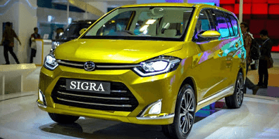 Mobil Tua VS Toyota Cayla Daihatsu Sigra Teknovanza