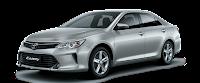 Toyota Camry 2015 mau bạc