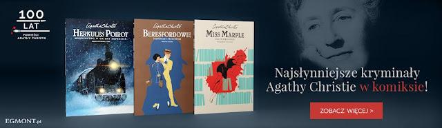 Agatha Christie w komiksie