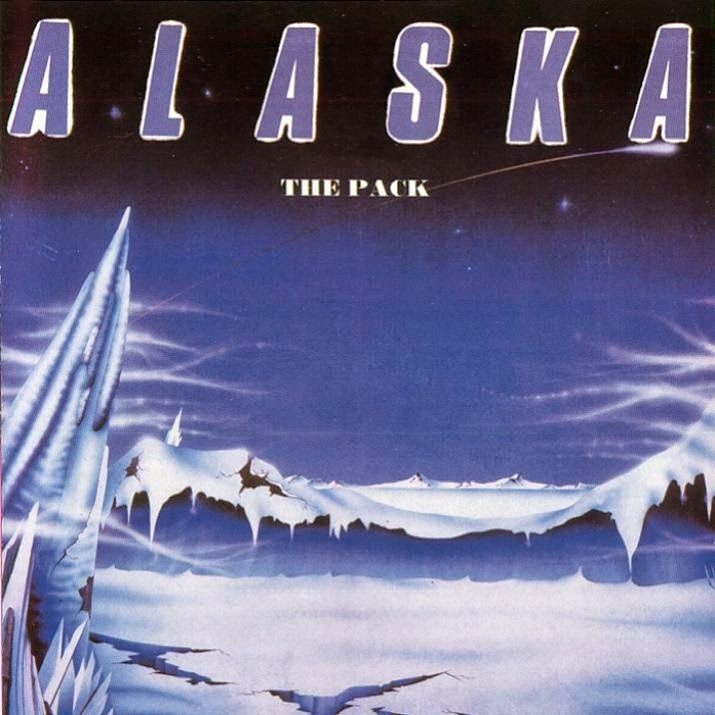 Alaska The Pack 1985 aor melodic rock