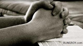 Contoh Doa Kristen Malam Sebelum Tidur