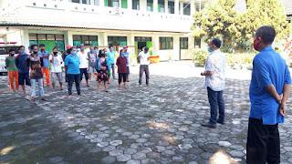 Menyambut Idul Fitri 1441 H di Balai RSBKL Dinsos DIY