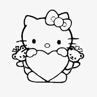 Maestra de Primaria: Dibujos para colorear de corazones. Dibujos ...