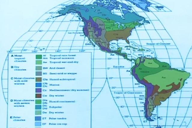 klasifikasi iklim