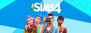 the sims 4 apk logo