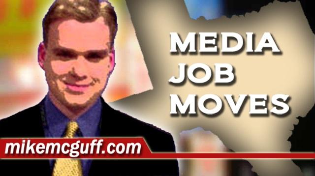 Texas media job moves