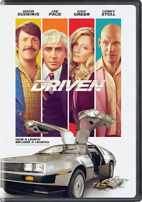 Driven [2018] [DVD R4] [Subtitulado]