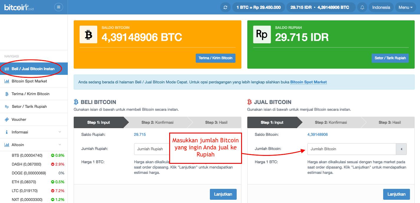 Mengawali Berbisnis Dengan Bitcoin Di Vip Indonesia