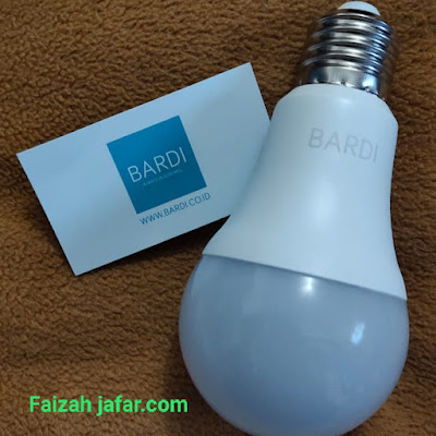 Bardi Smart LED Bulb 9W RGBWW