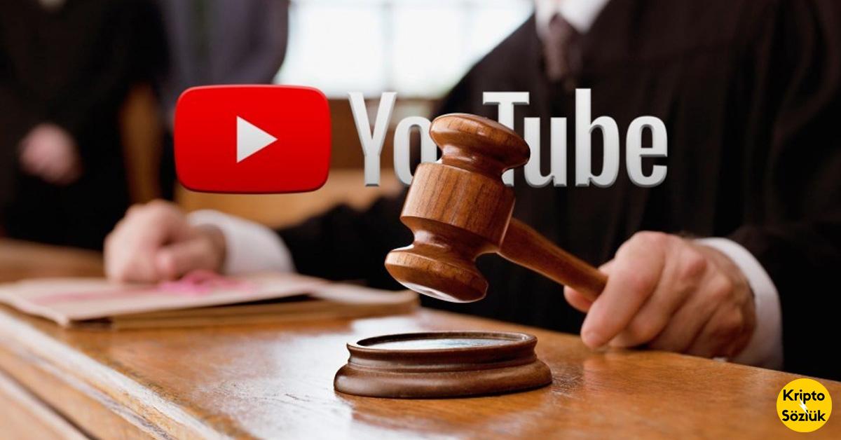 Ripple Youtube'a Dava Açtı!