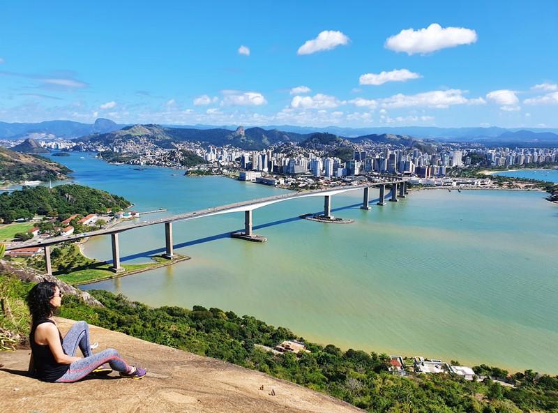 Melhor localização para se hospedar em Vila Velha e Vitória