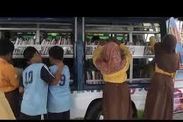 Profil Perpustakaan Karang Taruna Desa Trito Mulyo, Desa Trito Mulyo, Bantul Yogyakarta