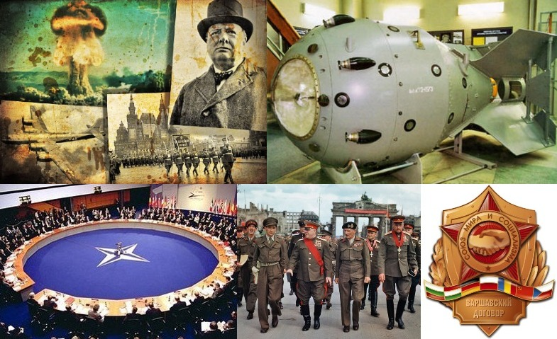 Detectives De Guerra La Temprana Guerra Fria Planes De La Otan