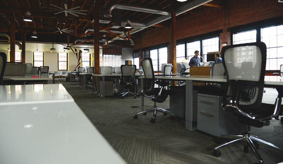 Ruangan Kerja Sempit