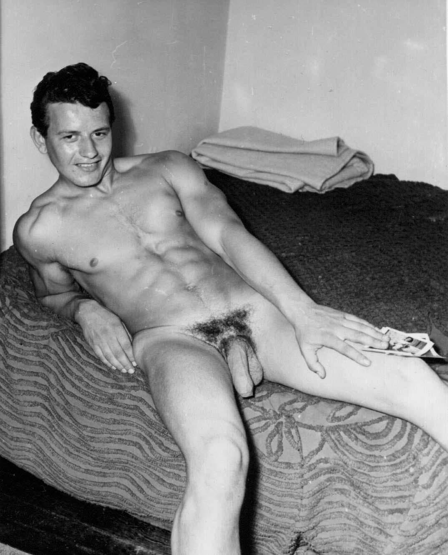 Vintage Male Nude 74