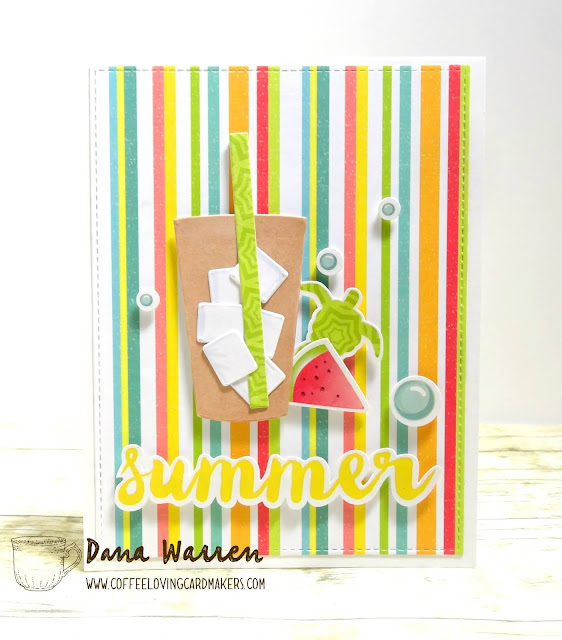 Dana Warren - Kraft Paper Stamps - SugarPea Designs - Photo Play Paper