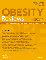 Image of Obesity Reviews Journal