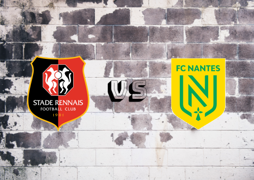 Rennes vs Nantes  Resumen