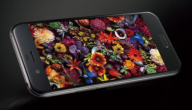 merupakan smartphone besutan AU yang mengusung performa mumpuni Spesifikasi Sharp Aquos R SHV39