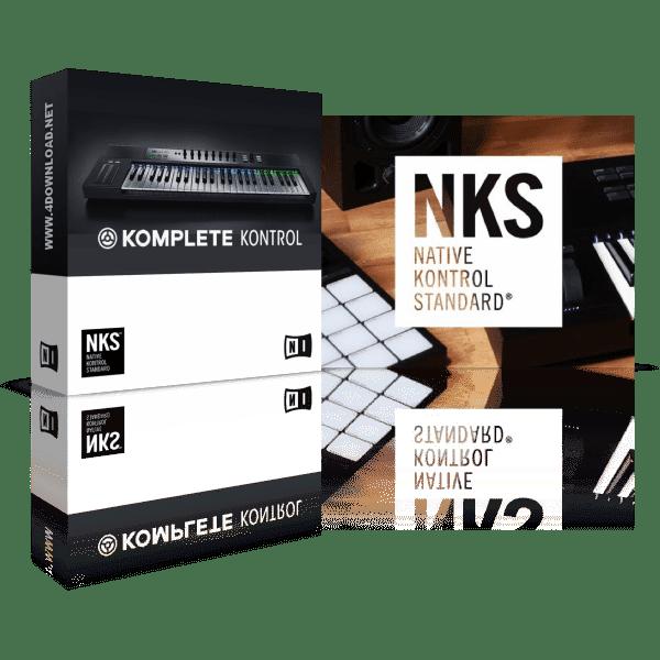 Native Instruments Komplete Kontrol v2.6.4 Full version