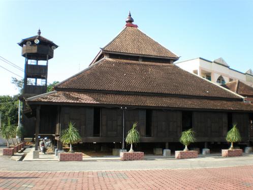 Image result for masjid kampung laut nilam puri kelantan