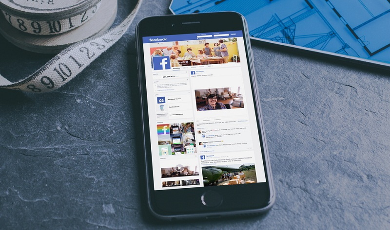 Mobile Growth, Advertising and Video Domination: 10 Facebook Trends of 2015 - #infographic