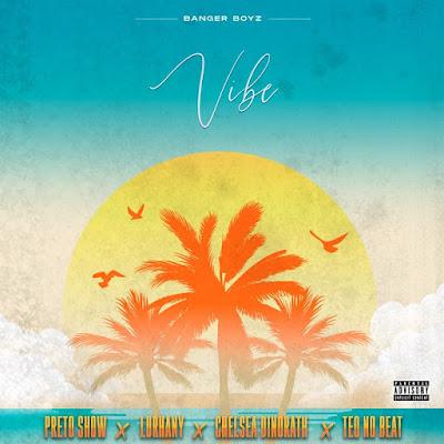 Preto Show - Vibe (EP Completa 2021)