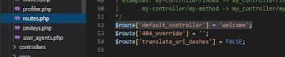 Membuat Aplikasi Web CRUD Toko Buku Menggunakan Code Igniter (Bagian I)