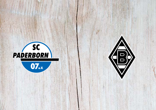 Paderborn vs Borussia M'gladbach -Highlights 20 June 2020