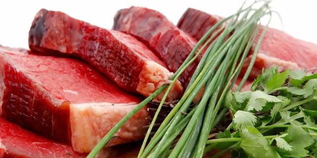daging merah adalah pemicu penyakit kanker