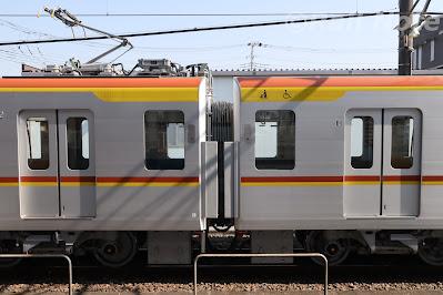 東京メトロ17000系ピクトグラム