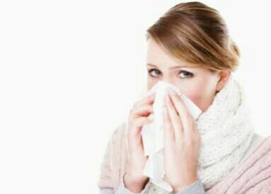 Cara cepat mengatasi sakit flu/pilek