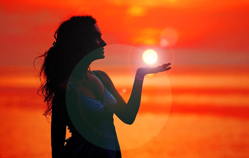 Güneş ışınlarının kıymetini bilin