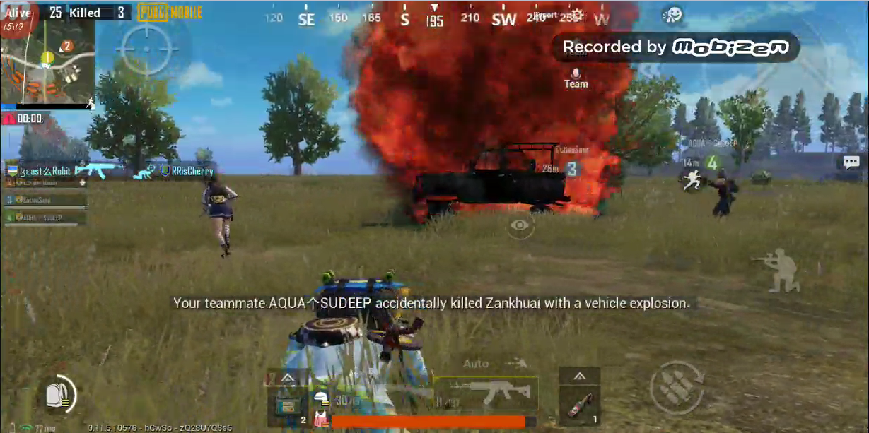 Download now PUBG, APK + OBB highly compressed for android [100 MB