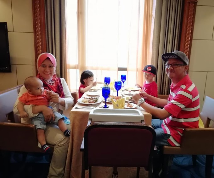 DATING SEKELUARGA SUNDAY NIGHT BUFFET DINNER GRAND BLUEWAVE HOTEL BUY 1 FREE 1
