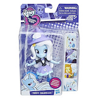 MLP Trixie Lulamoon Mall Collection Singles EQG Minis