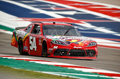 Kyle Busch Races to Pit Boss 250 Victory