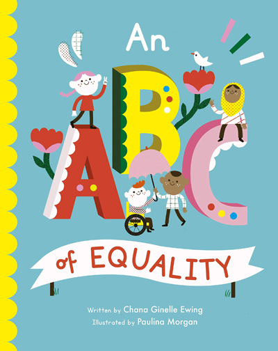 Paulina Morgan The ABC of Equality