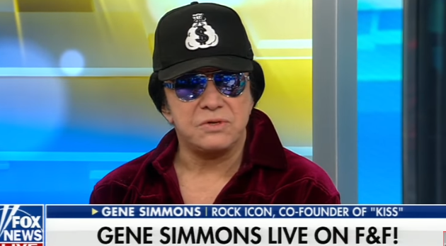 gene simmons fox news