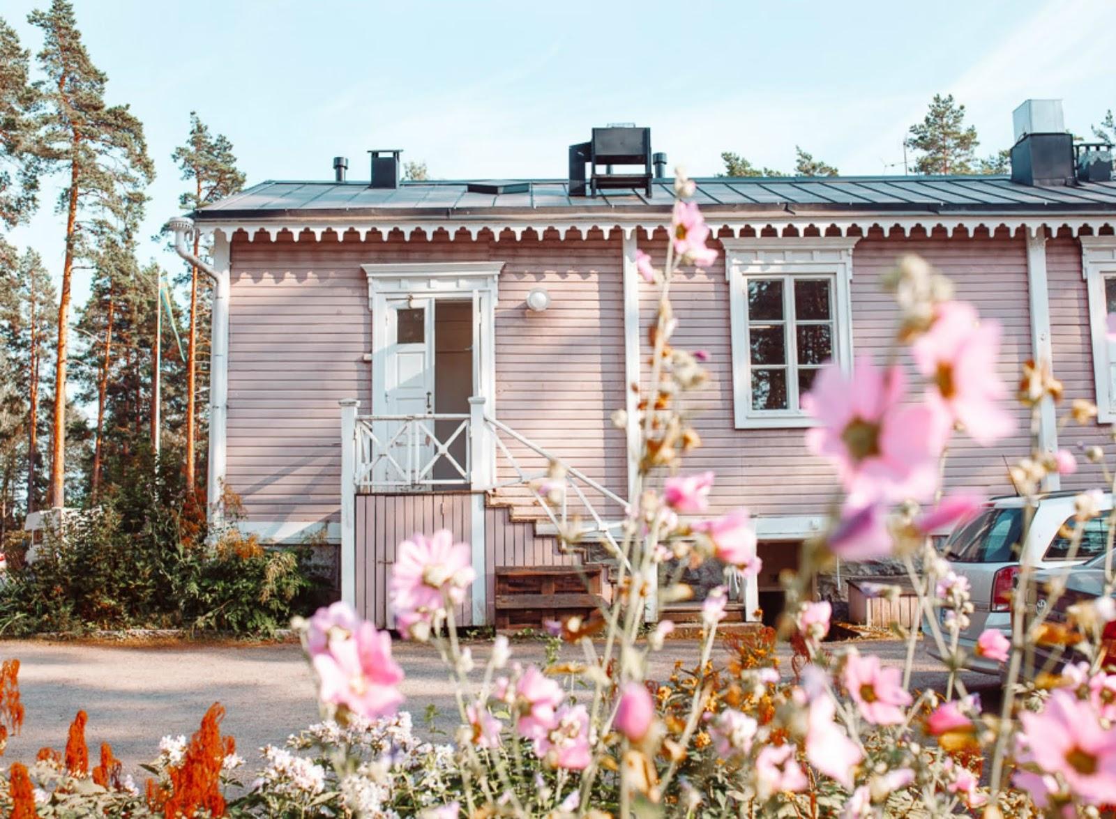 Hotel Punkaharju Finland