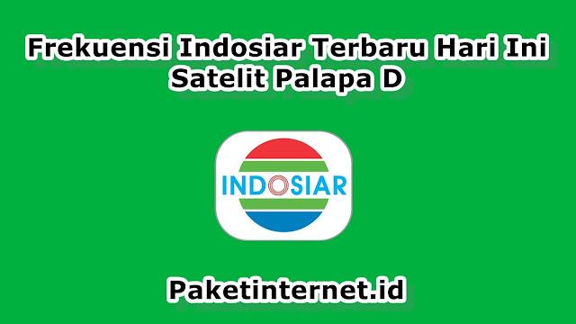 mendapatkan sinyal Indosiar yang hilang