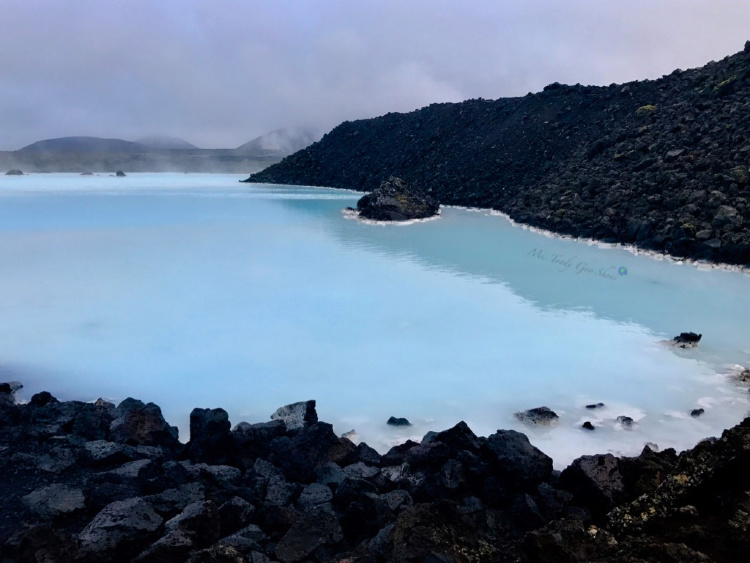 The Blue Lagoon is one of Iceland's top tourist attractions | Ms. Toody Goo Shoes