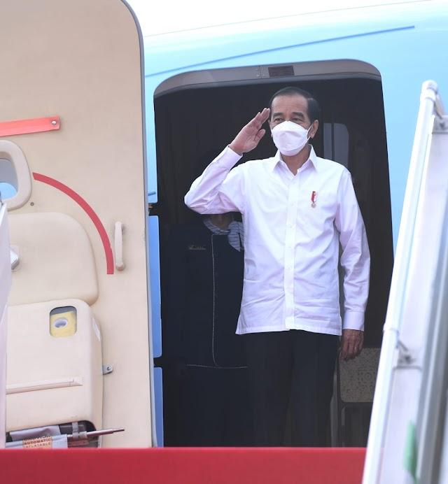 Ke Kalsel, Presiden Jokowi akan Resmikan Bendungan Tapin