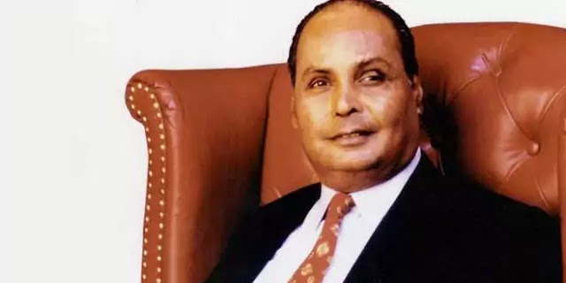 Dhirubhai ambani  | Biography and Success Story