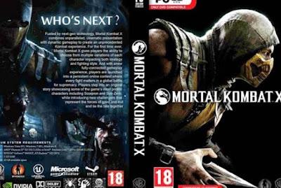 Download Mortal kombat x .part7 game