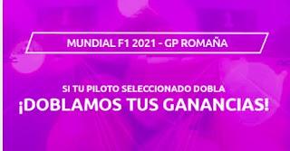 Mondobets promo F1 Rogmana 18-4-2021