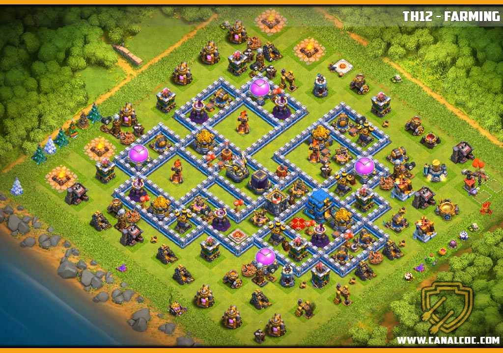 Th12 Farming Base 2019 New Update 11